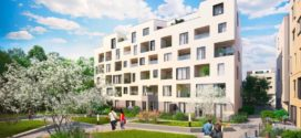 Byty u parku – ideální bydlení pro rodinu v Praze